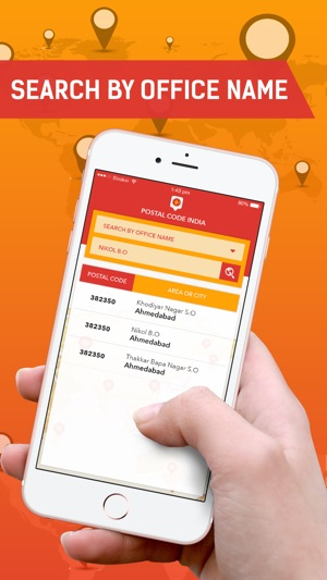 Postal Code India on the App Store