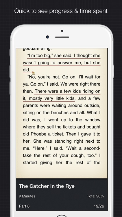 YiBook pro - epub txt  reader screenshot-2