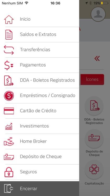 Bradesco Private screenshot-4