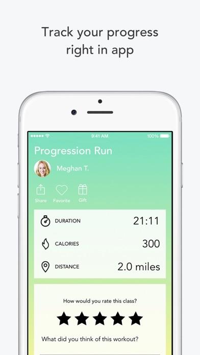 Aaptiv: #1 Audio Fitness App app image
