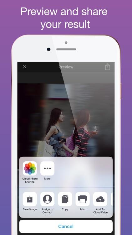 QuickBlur - Blur Photo Background Editor screenshot-3