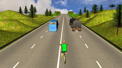 Bicycle Rider Traffic Racer 17