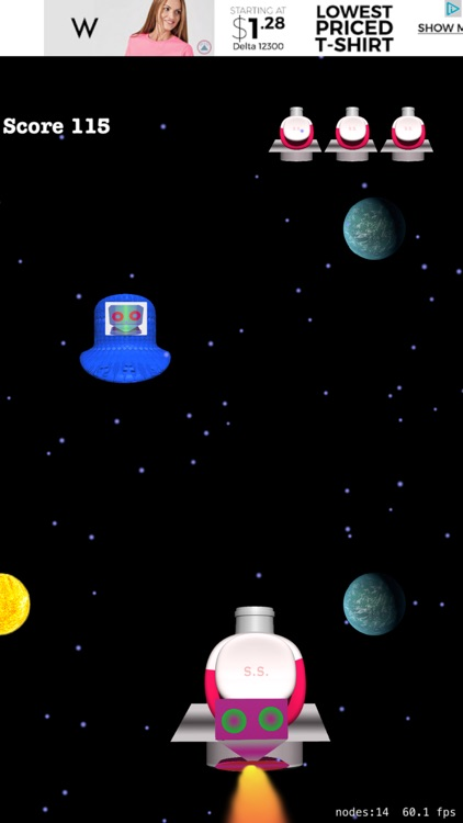 Aliens invaders screenshot-4