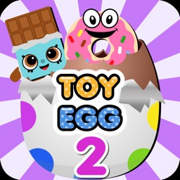 Toy Egg Surprise 2 - More Free Toy Collecting Fun!