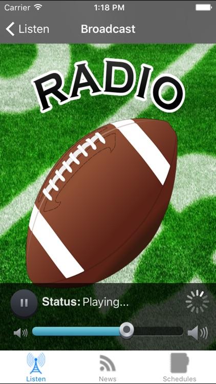 New York J Football - Radio, Scores & Schedule