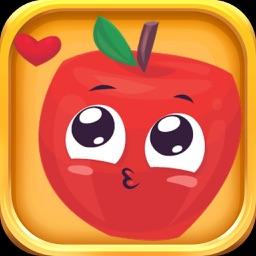 Fruit Stickers - Fruit Stickers Set