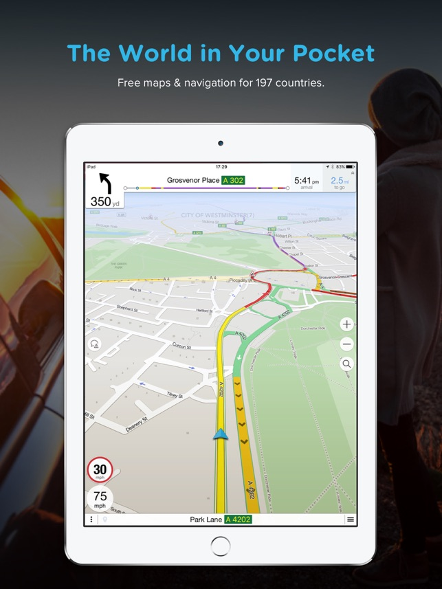 Navmii gps world offline navigation and traffic on the app store gumiabroncs Choice Image