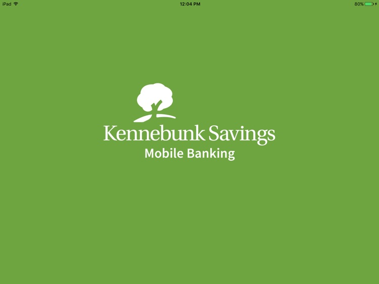 Kennebunk Savings Mobile for iPad screenshot-0