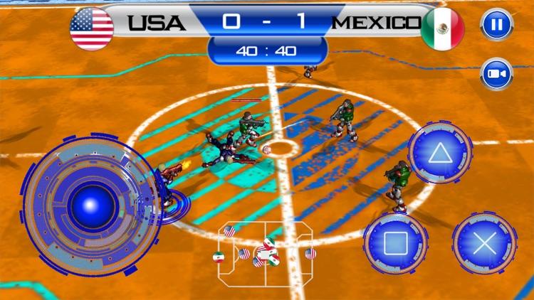 Future Soccer Battle screenshot-0