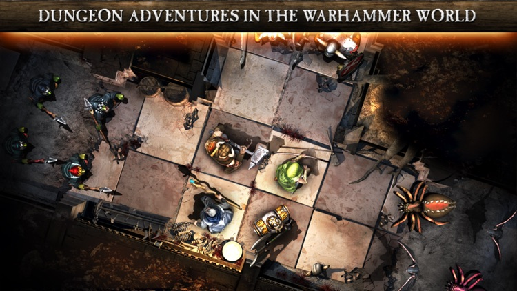 Warhammer Quest screenshot-0