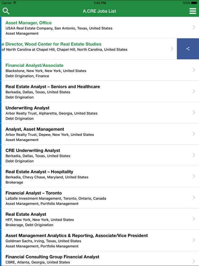 A CRE Jobs on the App Store