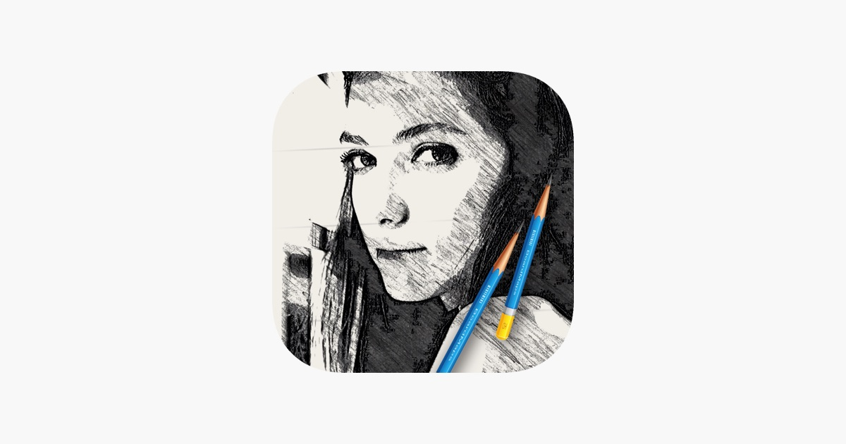 Photo To Line Art Converter Free Download : Pic sketch u pencil draw effects maker on the app store
