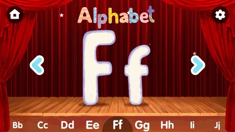 ABC Alphabet Learning Games for Kids screenshot-4