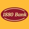 1880 Bank is bringing you Mobile Banking to your iPhone/iPod