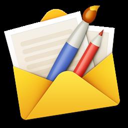 Ícone do app Stationery Expert - Templates for Mail