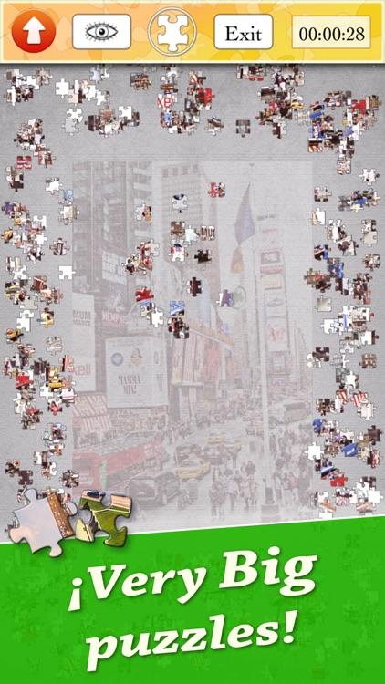 Puzzles & Jigsaws screenshot-4