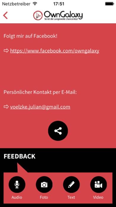 OwnGalaxyScreenshot von 2