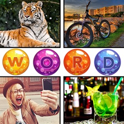 Just 4 Pics : Guess the words