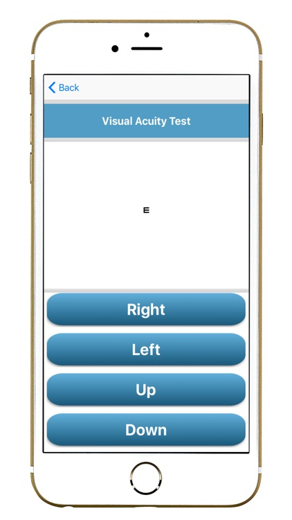 Advanced VISION Test screenshot-4