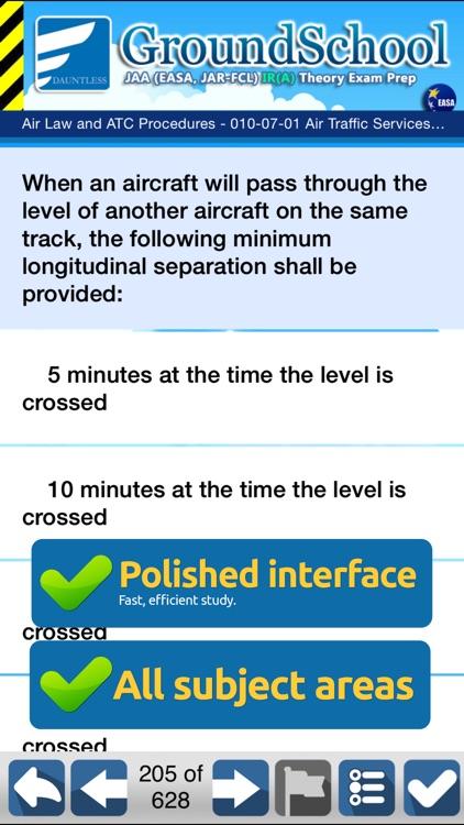 EASA IR Instrument Rating Prep screenshot-3