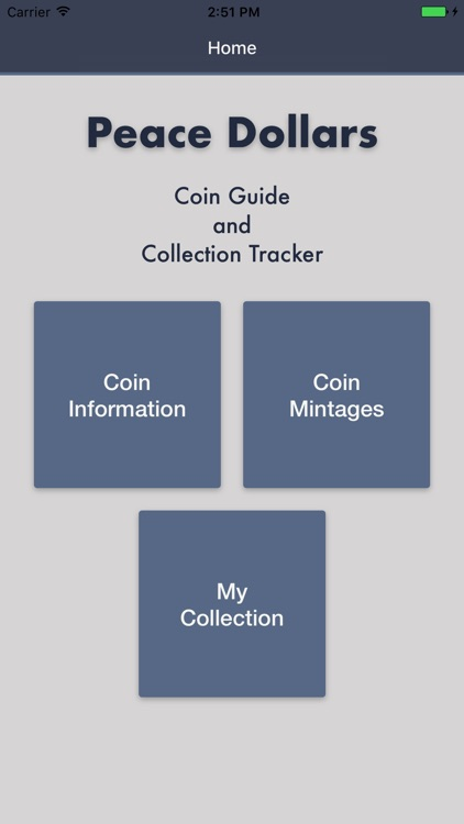 Peace Dollars - Coin Guide & Collection Tracker screenshot-4