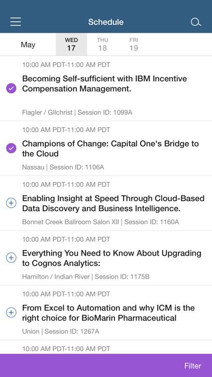 IBM Events screenshot-4