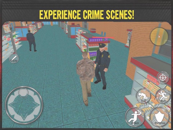 Russian Gangster City Combat screenshot 4