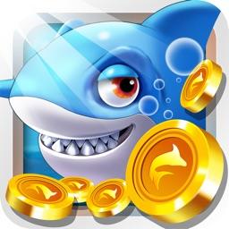 长龙3D捕鱼——街机达人爱玩的捕鱼游戏