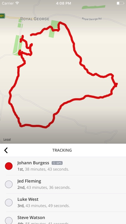 Route Choice - An Orienteers' Assistant screenshot-3