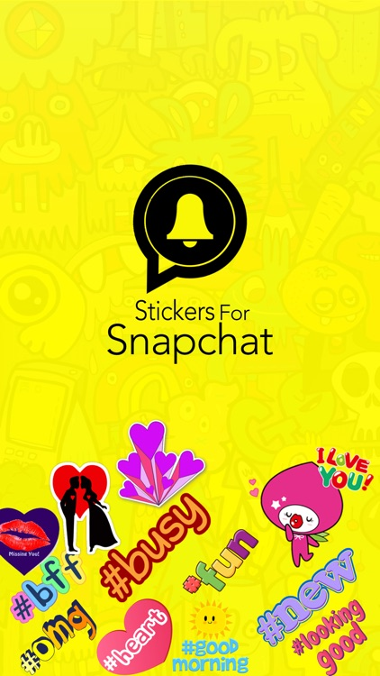 Stickers For Snapchat
