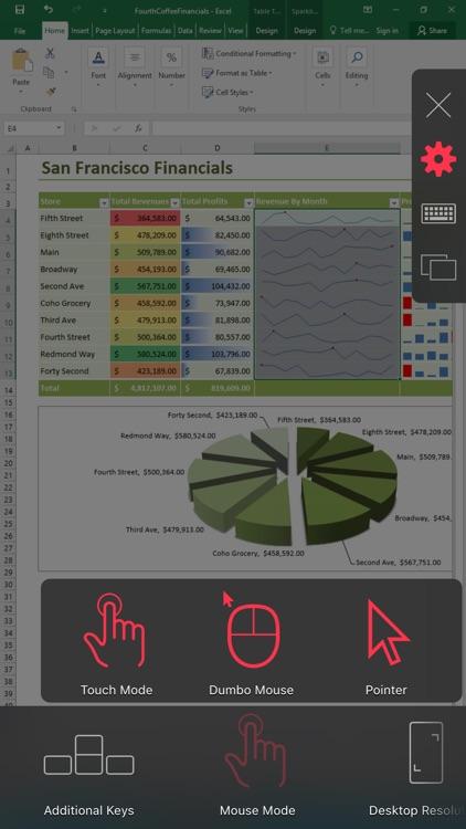 Parallels Client screenshot-4