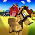 Blocky Horse Simulator icon