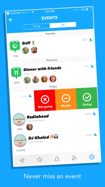 Pinnd - Social Map screenshot-3