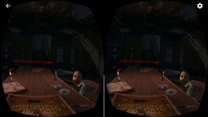 Sammy in VR screenshot 5