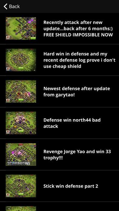 Gems Guide for Clash of Clans.のおすすめ画像5
