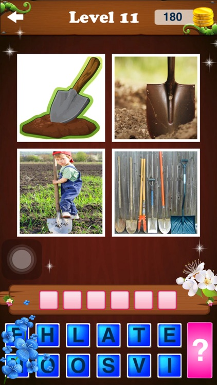 4 Pics 1 Word 2017 - Guess Word