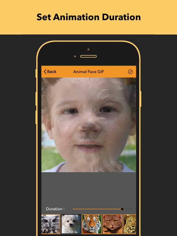 Insta Animal Face Maker - Insta Animal GIF Maker | App Price Drops