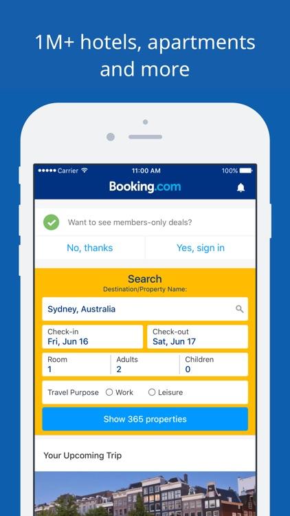 Booking.com Hotel Reservations screenshot-4