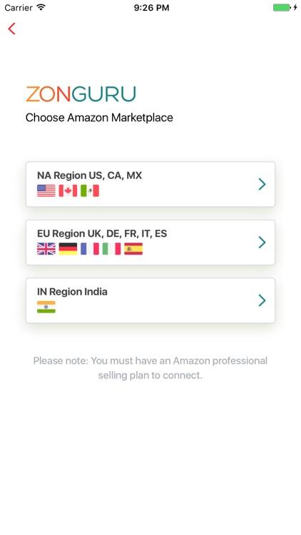Zonguru Amazon Seller App screenshot-3