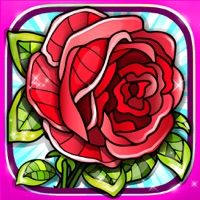 Codes for Flowers Coloring Pages for Adult with Rose Mandala Hack