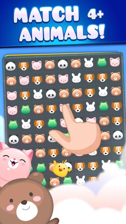 Animal Blast - Match 4 Game