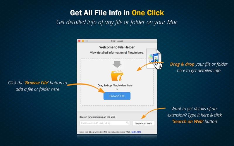 File Helper скриншот программы 1