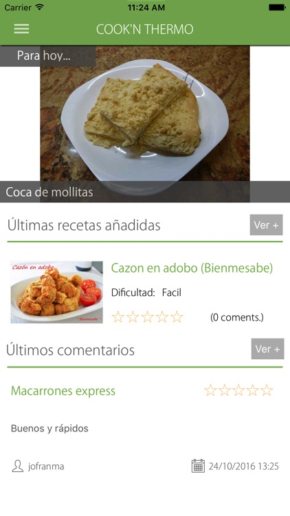 Cook'n Thermo: Recetas para Thermomix