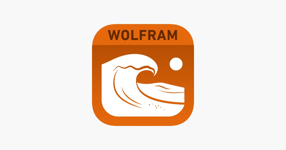 Wolfram Tides Calculator On The App Store