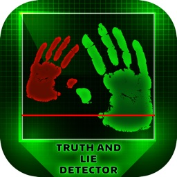 Truth and Lie Detector- Scanner Test