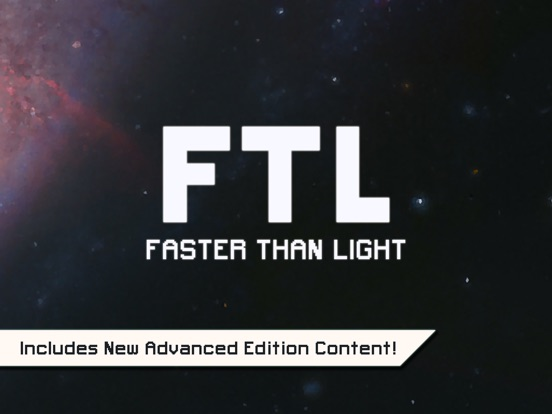 FTL: Faster Than Light на iPad