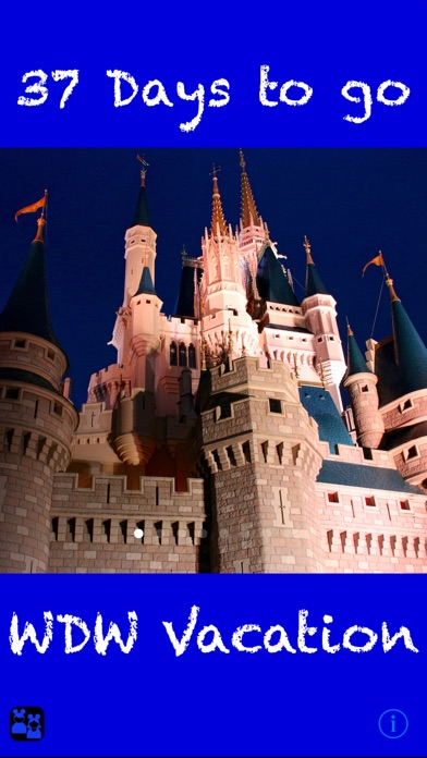 Days To Go Wdw Countdown To Your Disney Vacation review screenshots