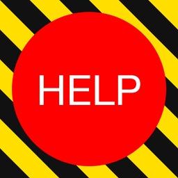 HELP - Send distress alerts in case of emergency