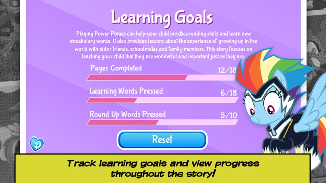My Little Pony Power Ponies On The App Store