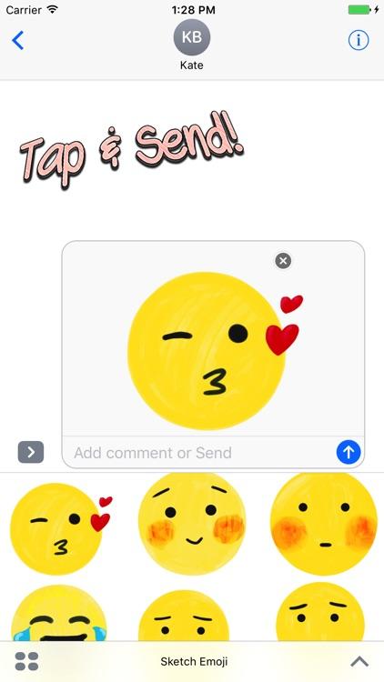 Sketch Emoji screenshot-3
